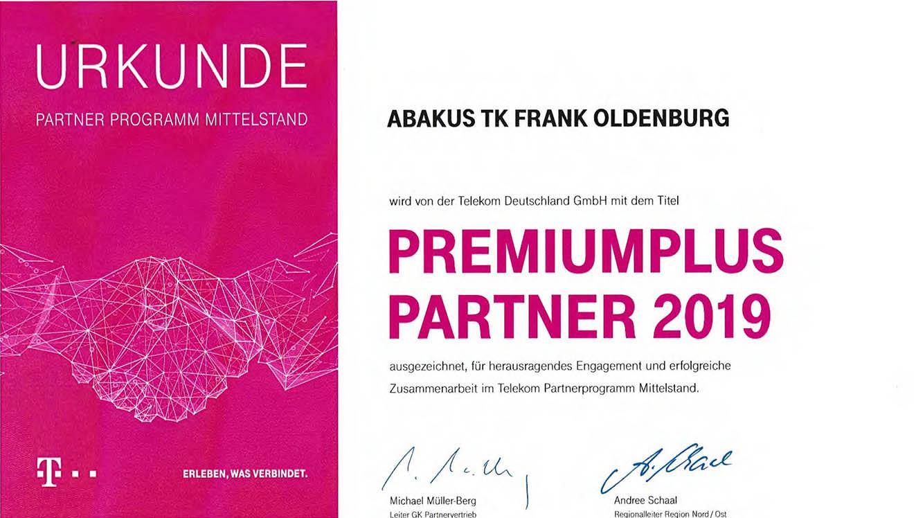 Premium Plus Partner Telekom