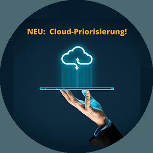 Neu bei abakus TK: Cloud Priorisierung